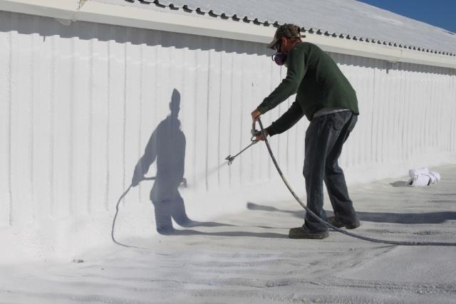 Commercial Roof Maintenace