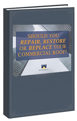Should You Repair, Restore or Replace Your Commercial Roof?
